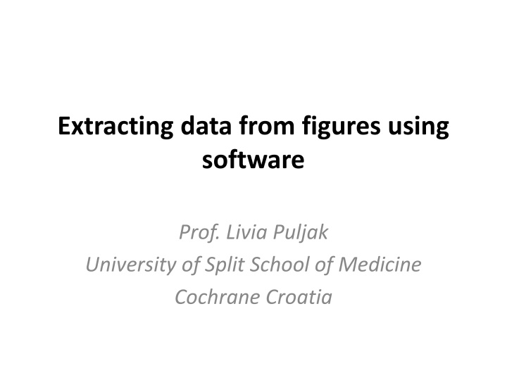 extracting data from figures using software