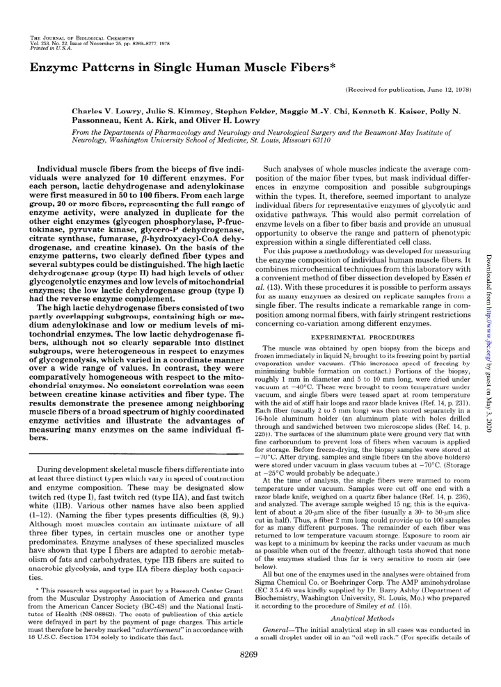 the journal vol 253 no 22 issue of november