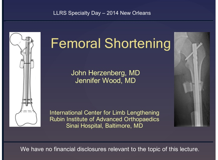 llrs specialty day 2014 new orleans