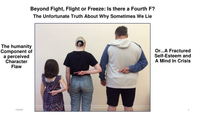 beyond fight flight or freeze is there a fourth
