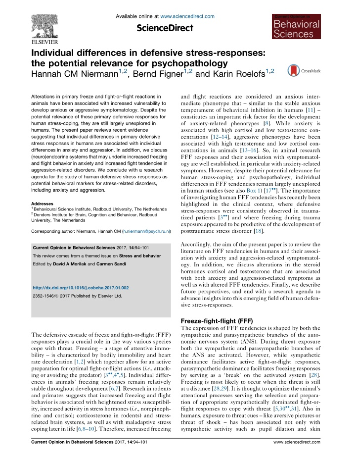 available online at www sciencedirect