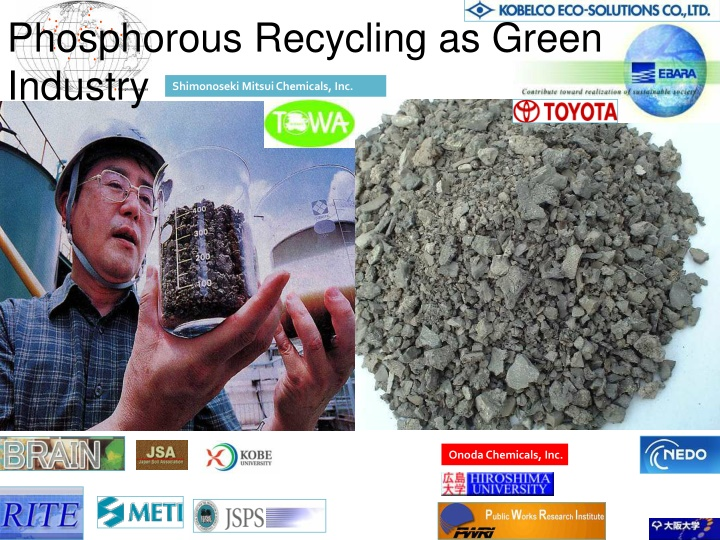 phosphorous recycling as green industry