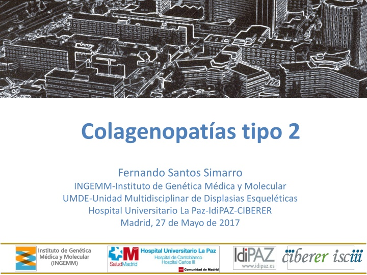 colagenopat as tipo 2
