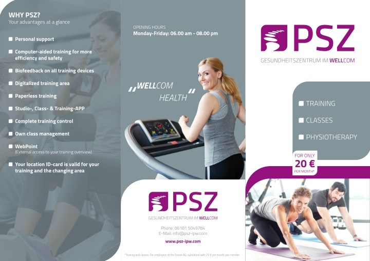 why psz your advantages at a glance