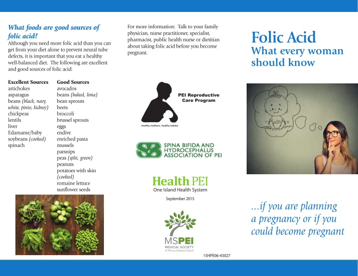 what foods are good sources of folic acid