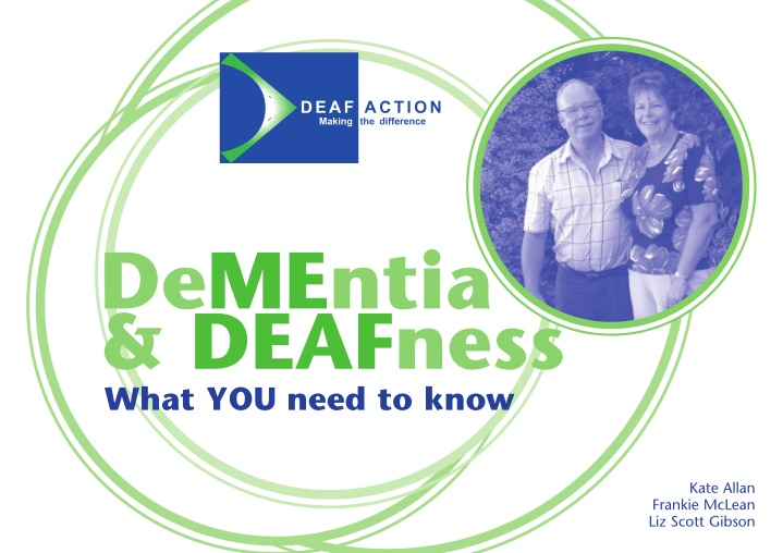 dementia deafness what you need to know