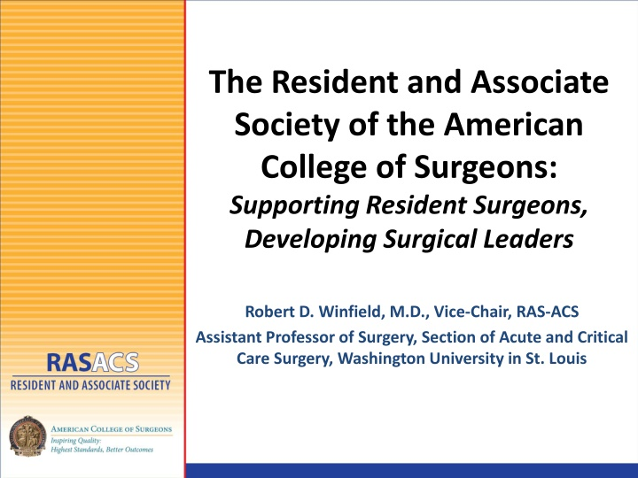 the resident and associate society