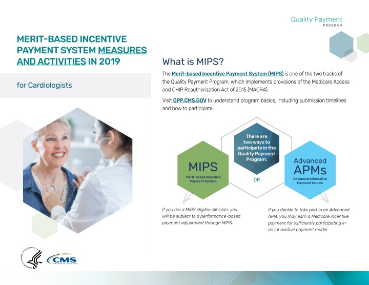 merit based incentive payment system measures