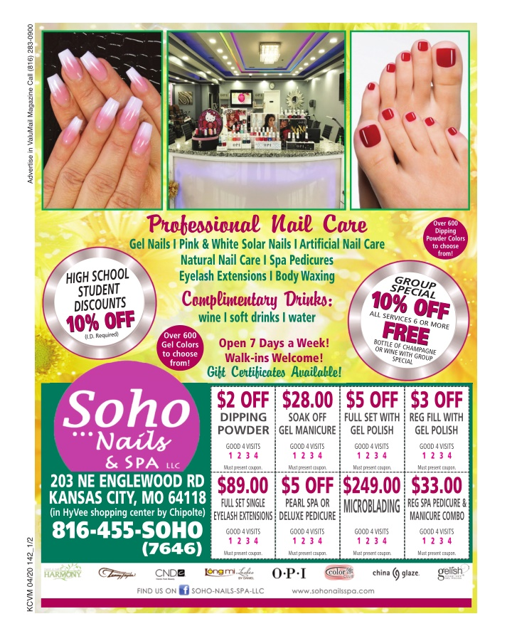 advertise in valumail magazine call 816 283 0900