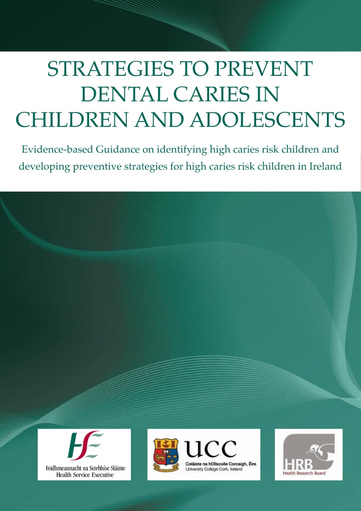 strategies to prevent dental caries in children