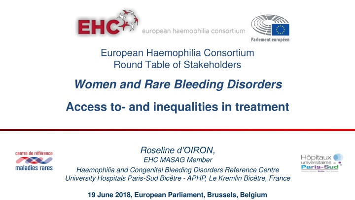 european haemophilia consortium round table