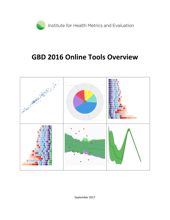 gbd 2016 online tools overview