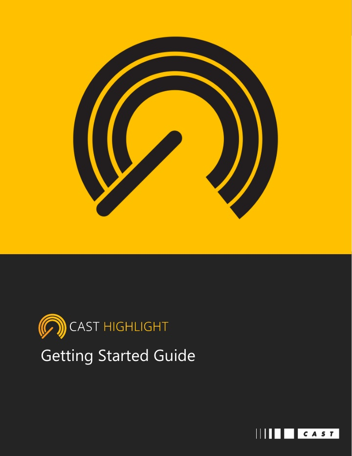 cast highlight getting started guide