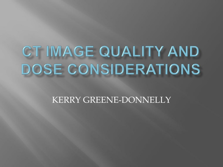 kerry greene donnelly