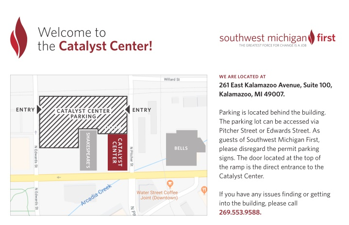 welcome to the catalyst center