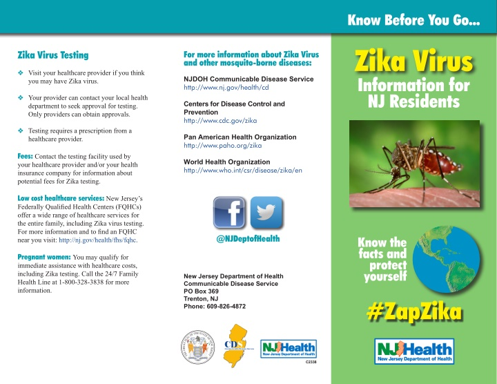 know before you go zika virus information