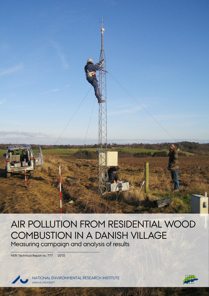 air pollution from residential wood combustion