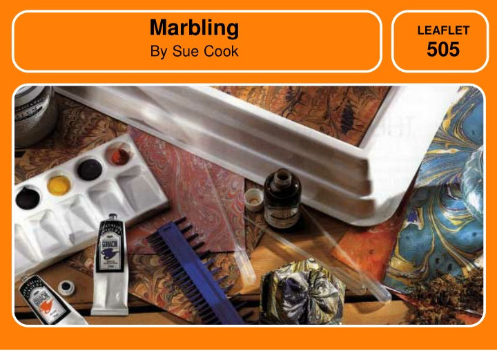 marbling by sue cook