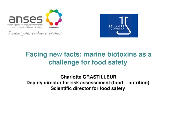 facing new facts marine biotoxins as a challenge