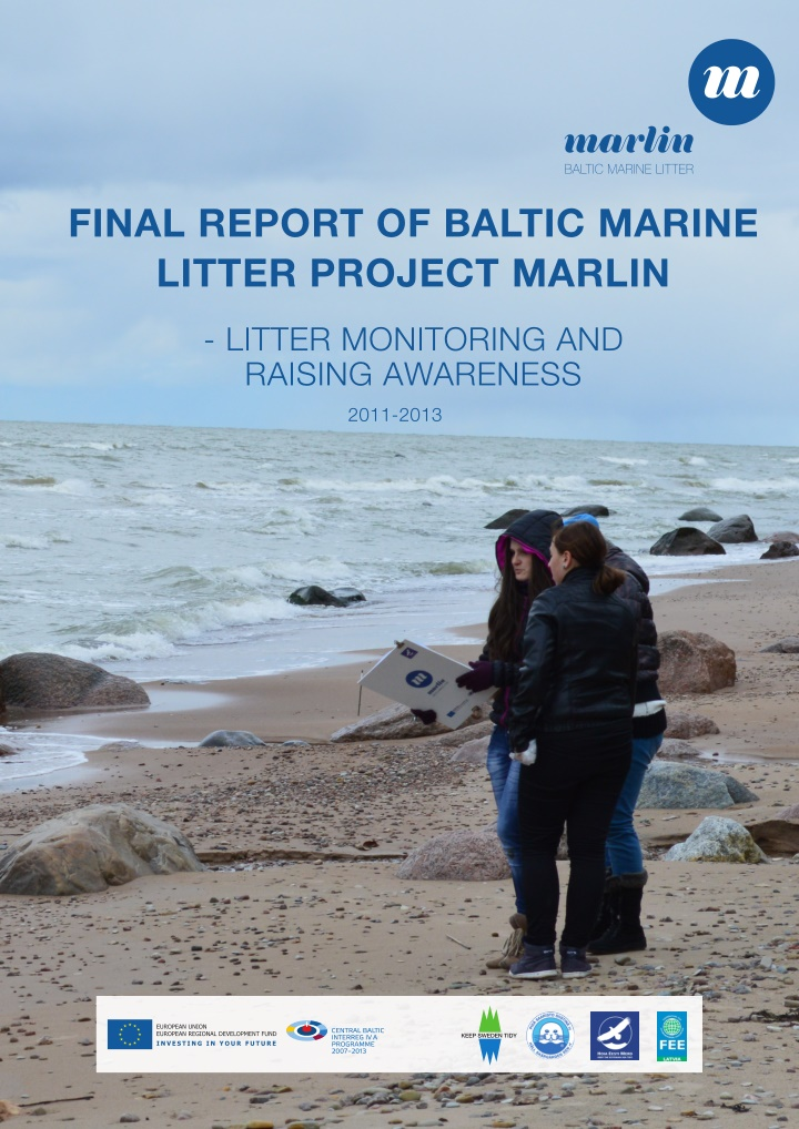 final report of baltic marine litter project