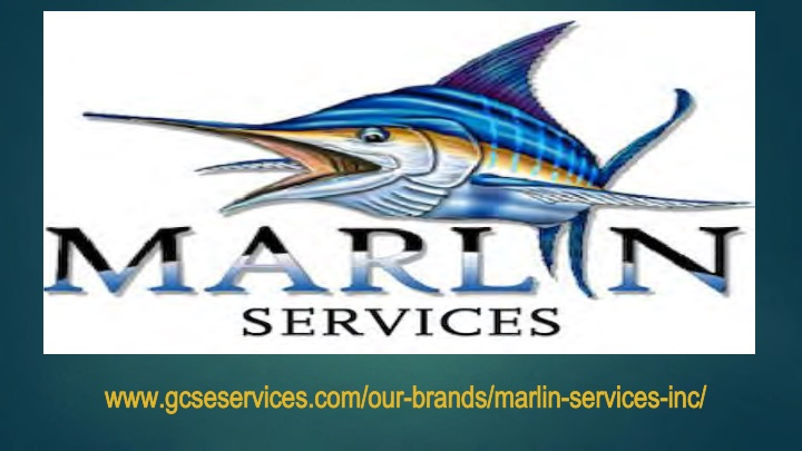 www gcseservices com our brands marlin services