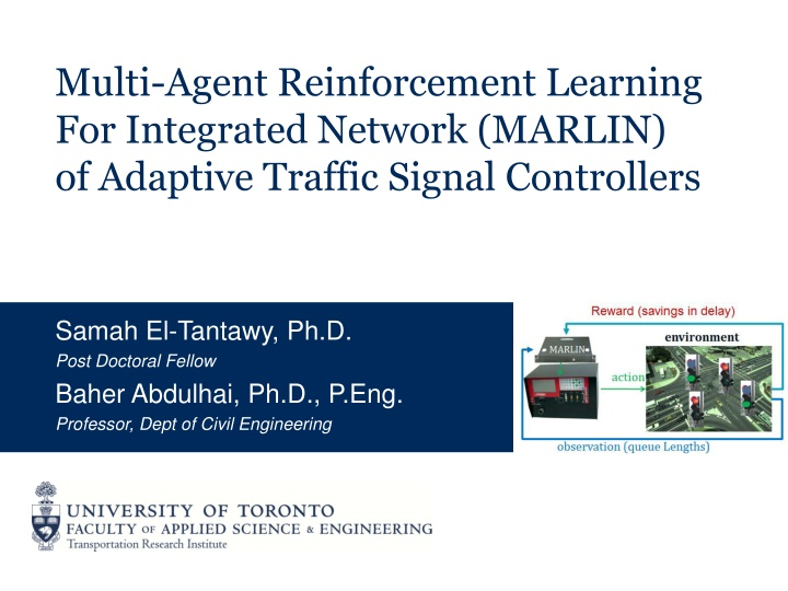 multi agent reinforcement learning for integrated