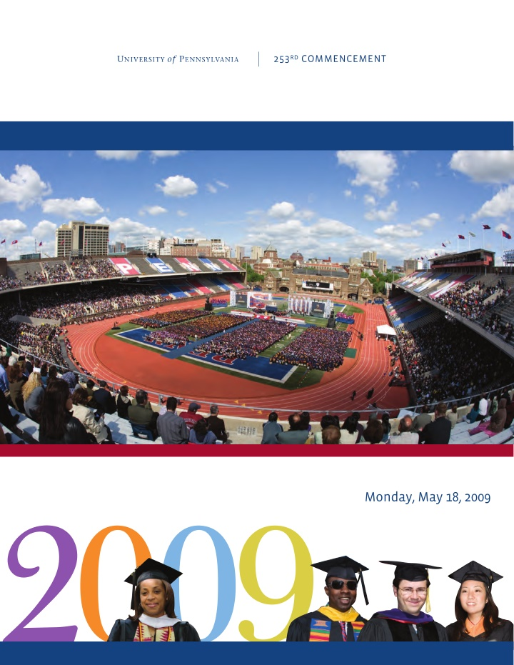 253 rd commencement