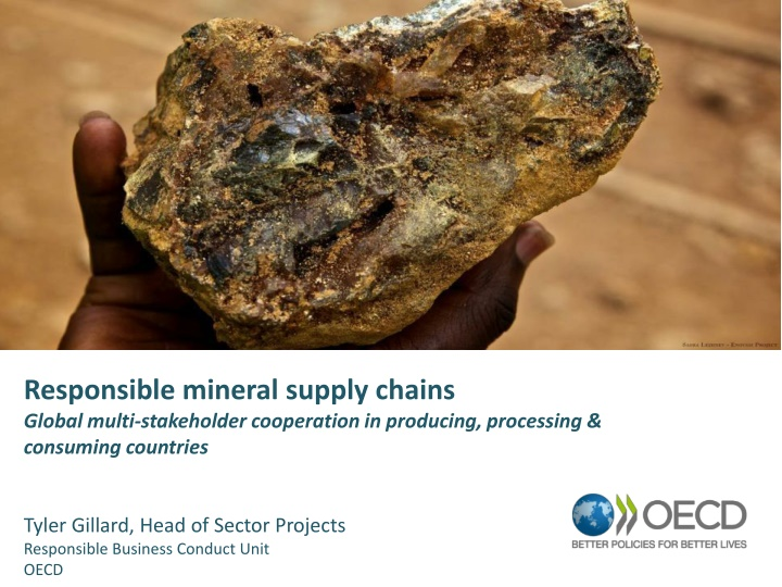 responsible mineral supply chains global multi