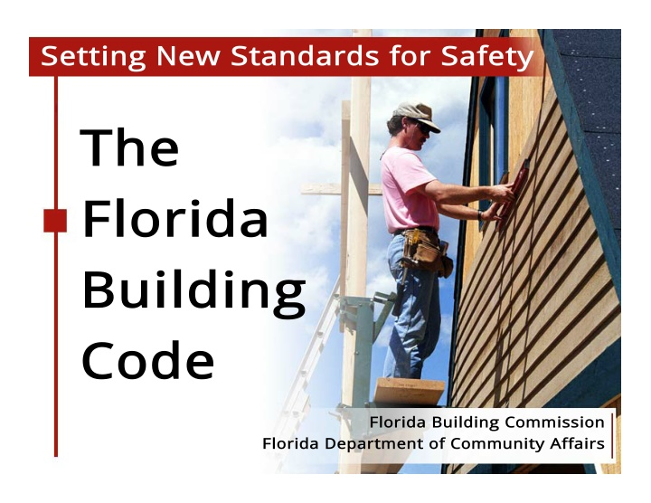 setting new standards for safety