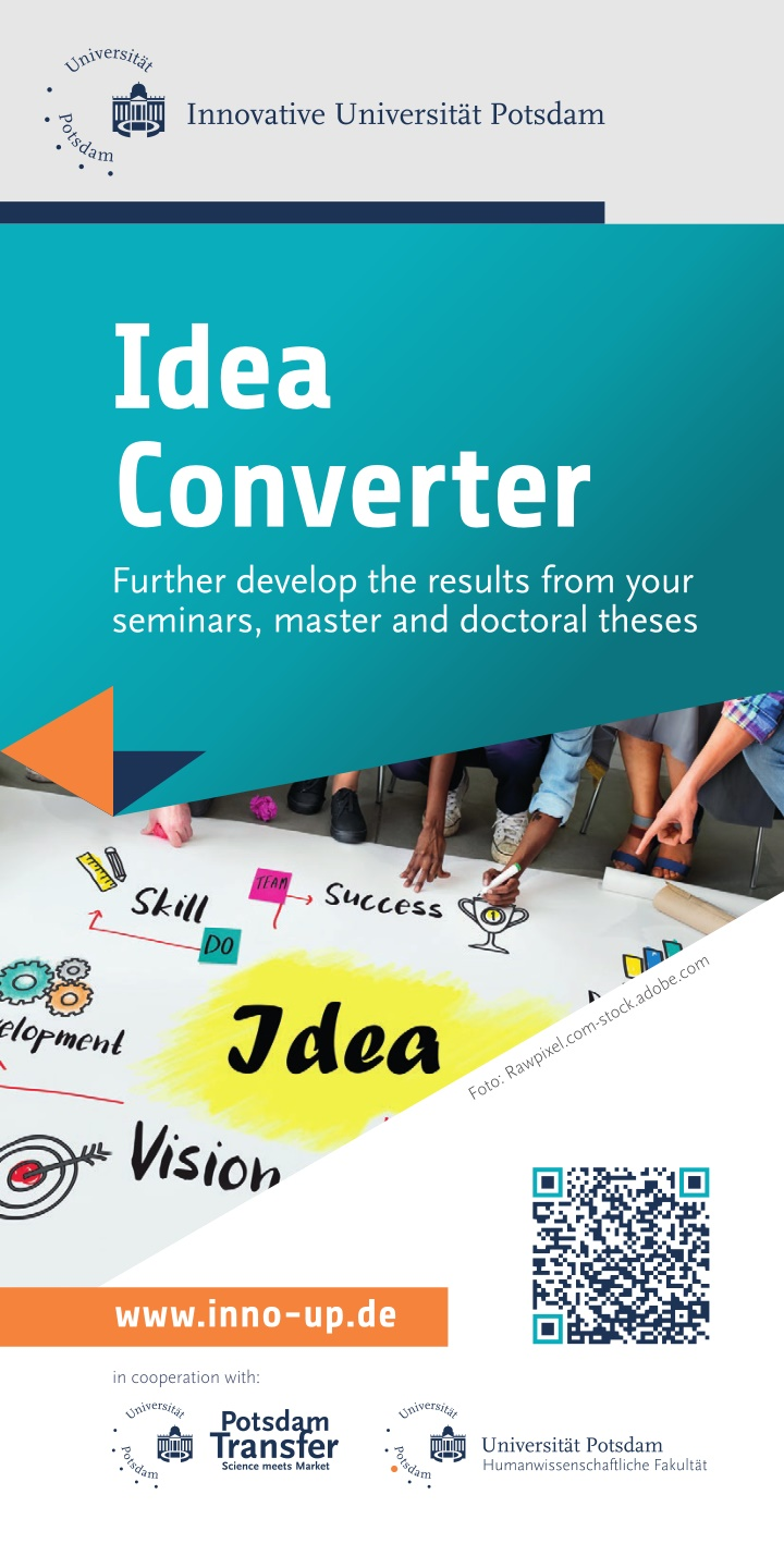 idea converter further develop the results from