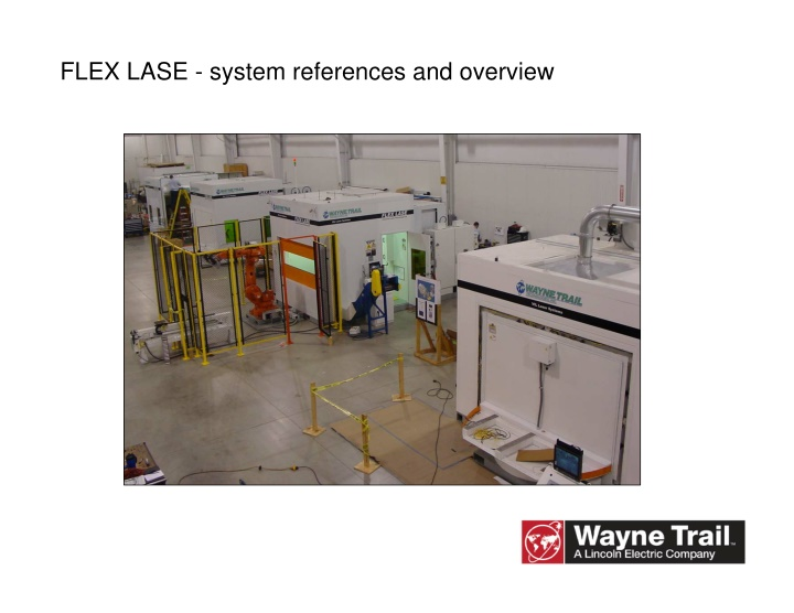 flex lase system references and overview