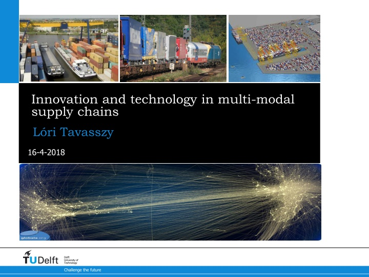 innovation and technology in multi modal supply