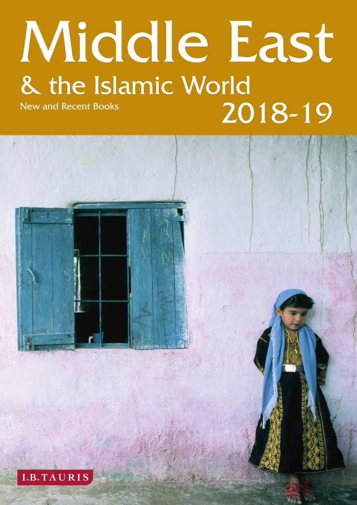 middle east the islamic world new and recent books