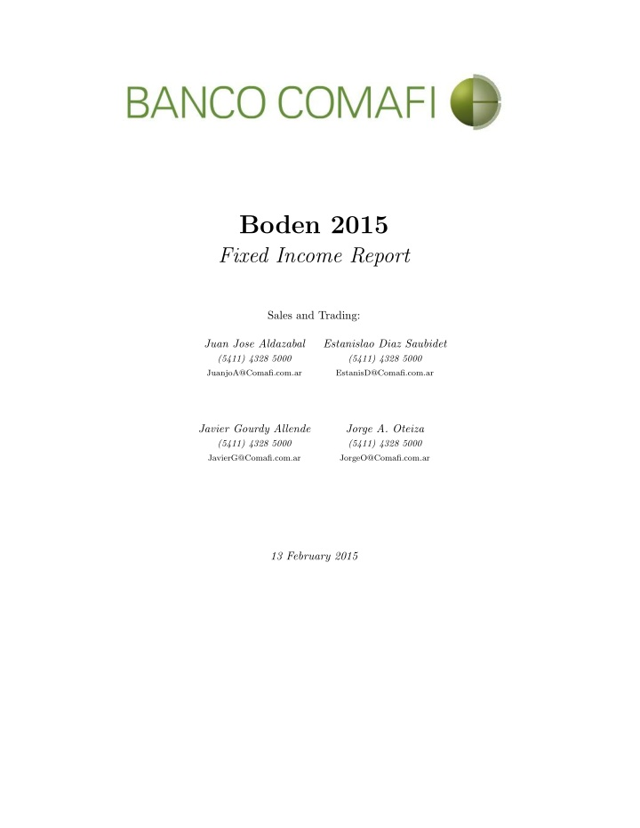 boden 2015 fixed income report