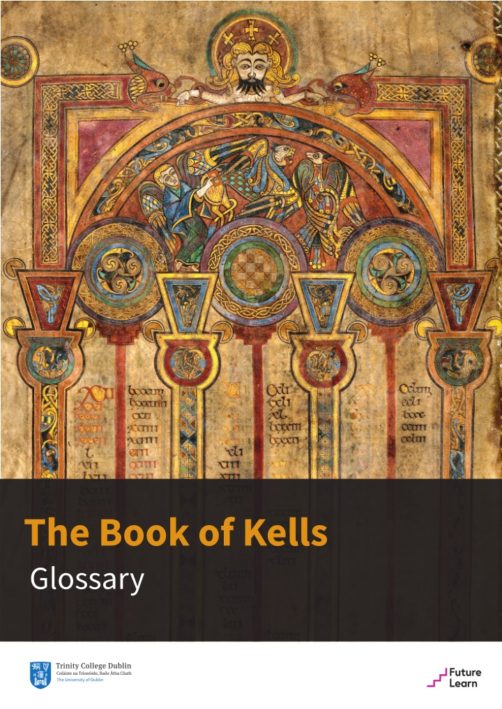 the book of kells glossary