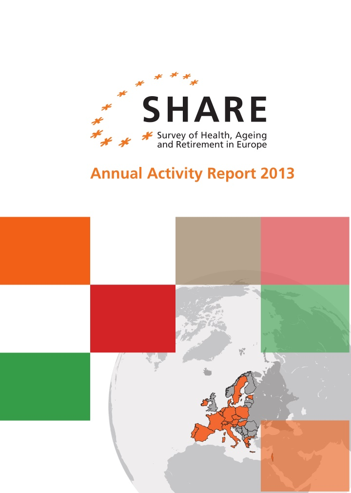 annual activity report 2013