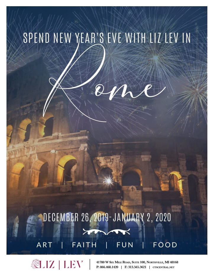 spend new year s eve with liz lev in