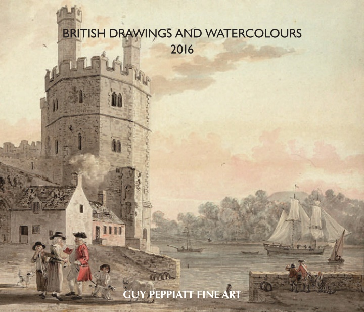 british drawings and watercolours 2016