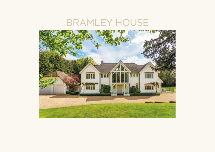 bramley house