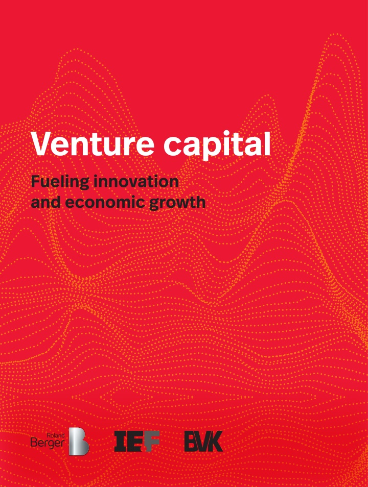 venture capital fueling innovation and economic