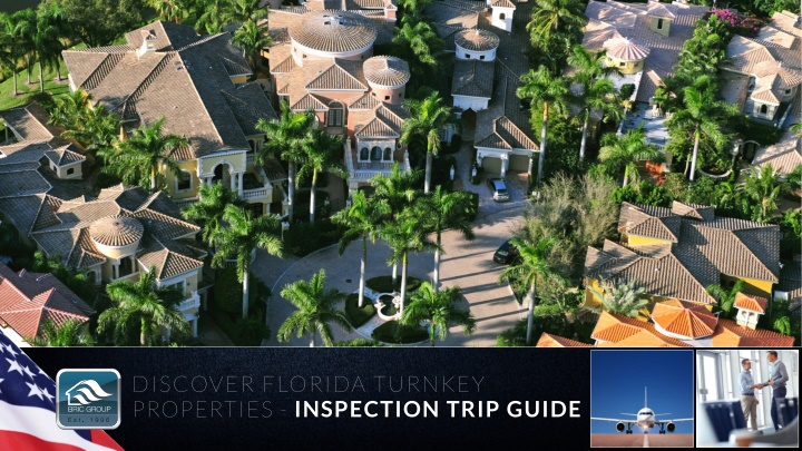 discover florida turnkey properties inspection